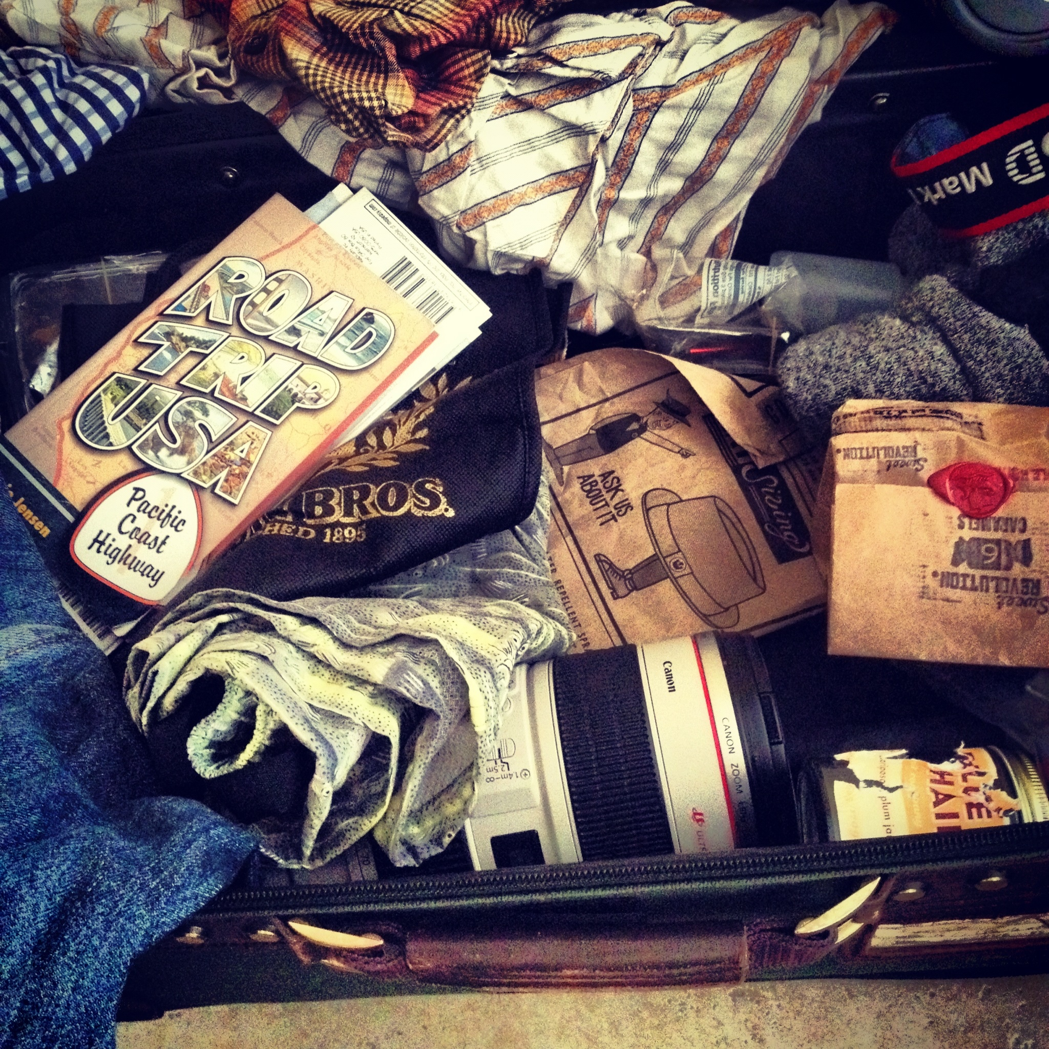 Traveling essentials